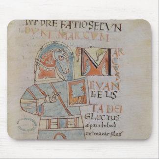 Ms 8 f.42 St Mark evangelisten Musmatta