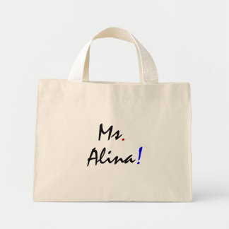 Ms. Alina Mini Tygkasse