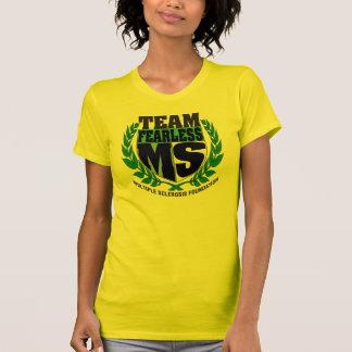 Ms-kvinna för lag oförskräckta utslagsplats tröja