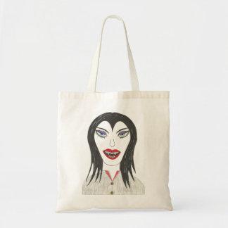 Ms Vampyr Hänga lös Tote Bags