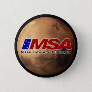 MSA knäppas Standard Knapp Rund 5.7 Cm