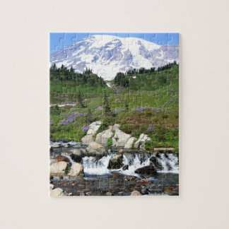 Mt Rainer, Edith bäck Pussel