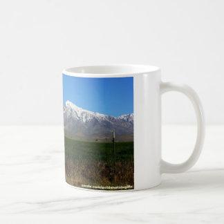 Mt. Tom/Sierra Nevada kaffemugg