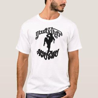 Muay thailändsk kämpe t shirts