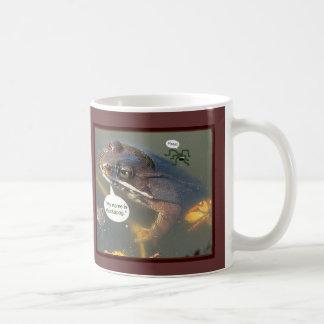 Muckapog tecken kaffemugg