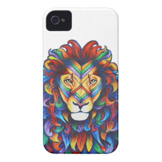 Mufasa i Technicolour iPhone 4 Fodraler