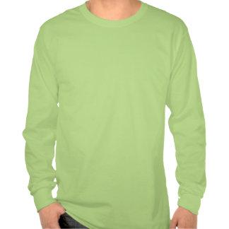 Muff skjorta för Bootleg utomhus Long Tshirts