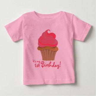 Muffin 1st födelsedag! t shirts