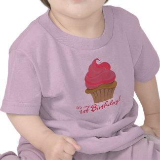 Muffin 1st födelsedag! t-shirt