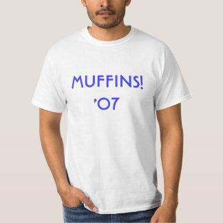 MUFFINER! '07 TSHIRTS