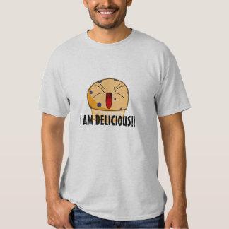 Muffiner är läckra!! T-tröja T-shirts
