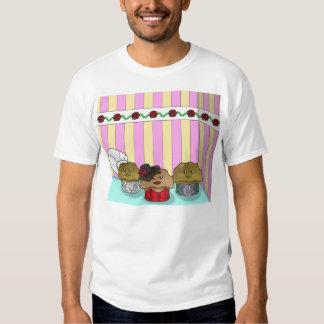 Muffiner i deras miljö t-shirts