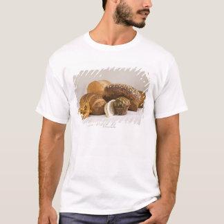 Muffiner och middagrullar t-shirts