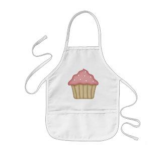 Muffinhjärtor Barnförkläde