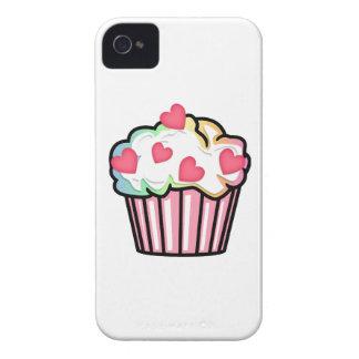 Muffinkärlek Case-Mate iPhone 4 Skydd