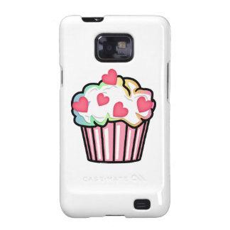 Muffinkärlek Galaxy S2 Skydd