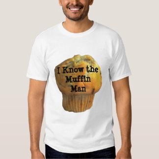 Muffinmanskjorta T Shirts