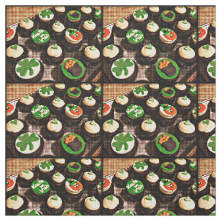 Muffins för popkonstirländare tyg