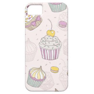 Muffins och godis iPhone 5 skal