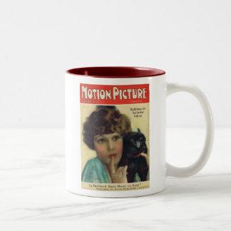 Mugg 1926 för tidskrift för Dorothy Devore
