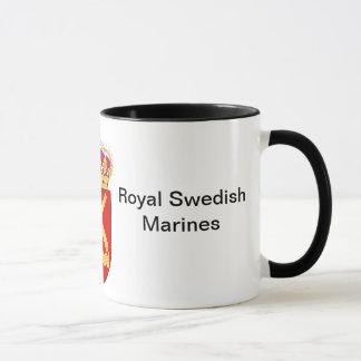 Mugg Amfibiekåren kungliga svenska flottor