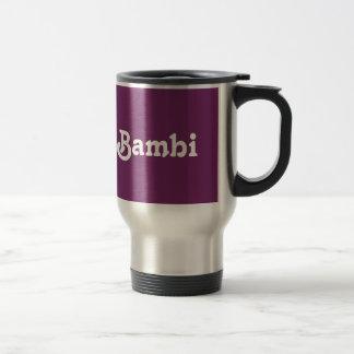 Mugg Bambi