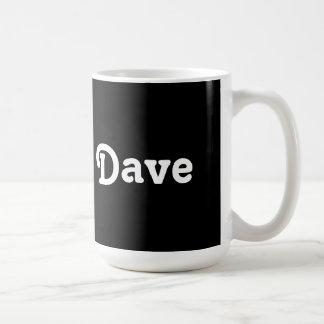 Mugg Dave
