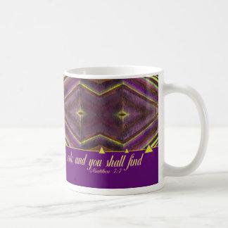 Mugg för bibelVersekaffe