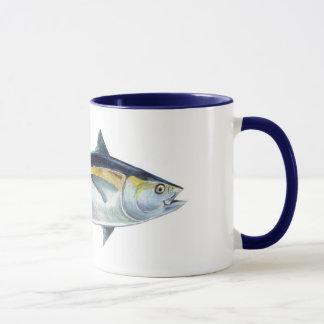 Mugg för Blackfin tonfiskfisk