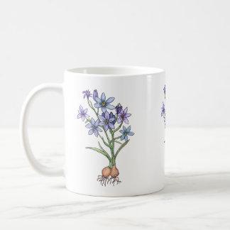 Mugg för blommarlökar, i mjuk deppighet