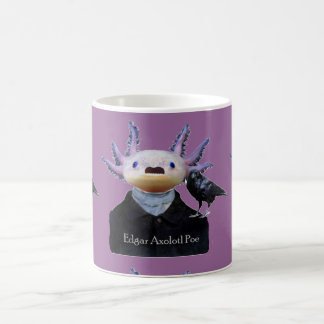 Mugg för Edgar AxolotlPoe