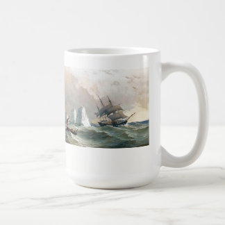 Mugg för isberg för hav för frakt för Heade