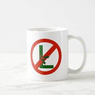 Mugg för jul för Noel No-l rolig Kaffemugg