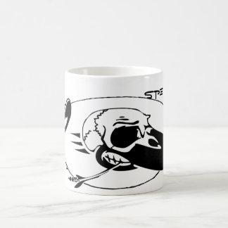 Mugg för kaffe för BC&F-dåligafågel