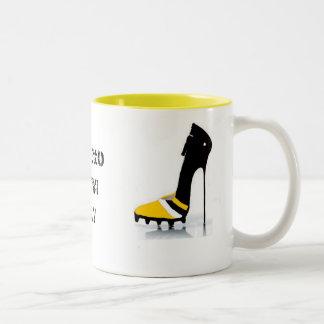 Mugg för kaffe för packare för stilettbunke XLV