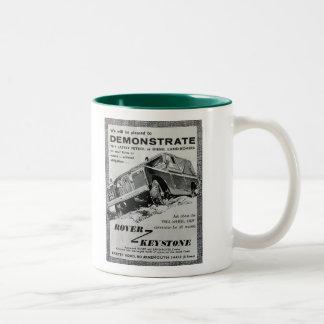 Mugg för kaffe för RoverKeystoneannons