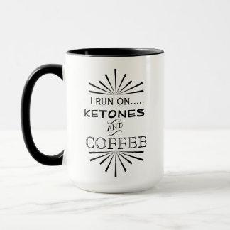 Mugg för Keto-humorkaffe