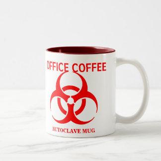 Mugg för kontorskaffeAutoclave