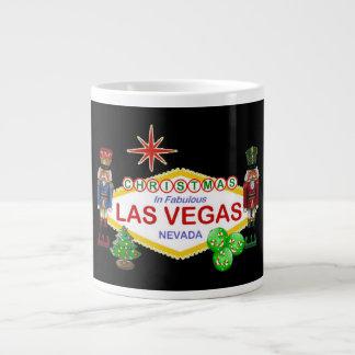 Mugg för Las Vegas julespresso Jumbo Muggar