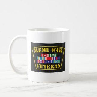 Mugg för Meme krigVet