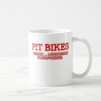 Mugg för Motocross för cykel för smuts för