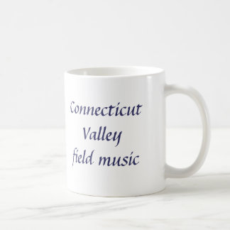 Mugg för musik för Connecticut dalfält