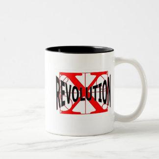 Mugg för revolution X
