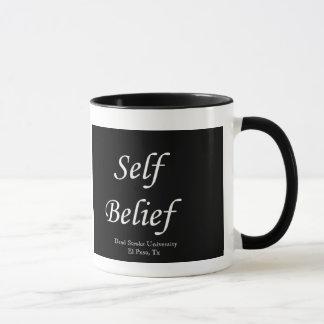 Mugg för självtrokaffe
