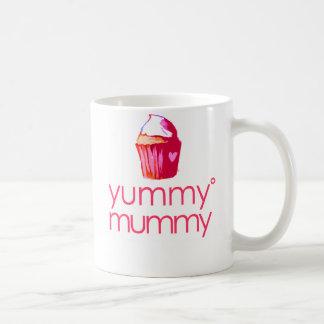 """Mugg för symbol """"för smaskig mamma"""" för mors dag"""