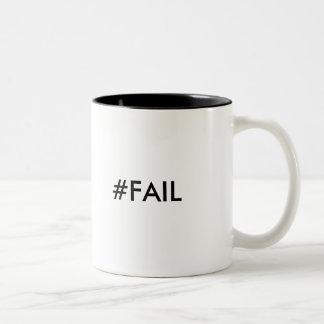 Mugg för Twitter#FAILusername