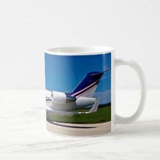 Mugg för utmanarejetflygplan