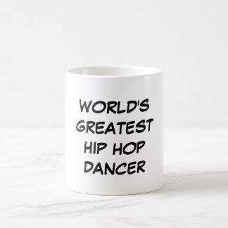 """Mugg """"för världsmästarehip hopdansare"""""""