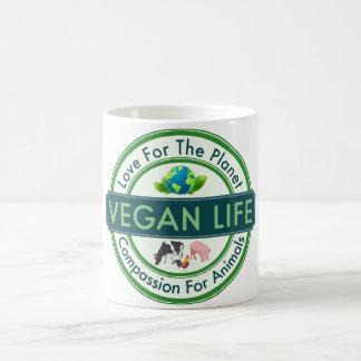 Mugg för Veganlivkaffe