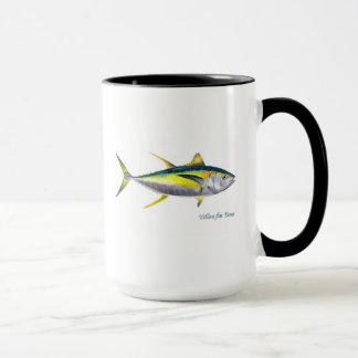Mugg för Yellowfintonfiskfisk